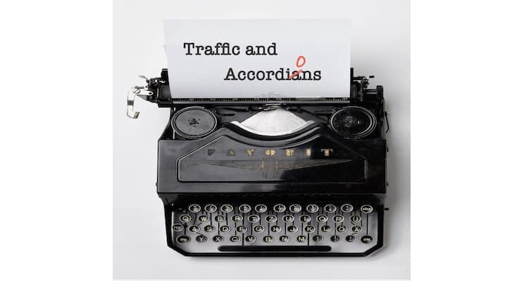 Traffic and Accordions